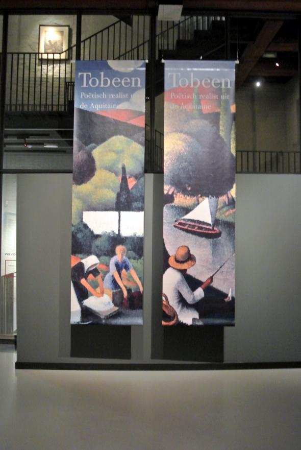 Noem verschillen en overeenkomsten tussen Tobeen en Hockney