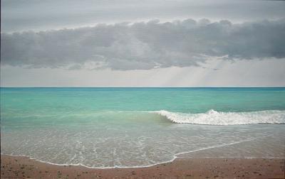 foto van de zee gebruikt in artikel over zee door Rita Koolstra