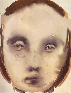Marleen Dumas, portret