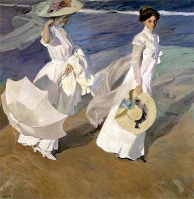 foto gebruikt voor in een artikel over zee schilderen, bron internet