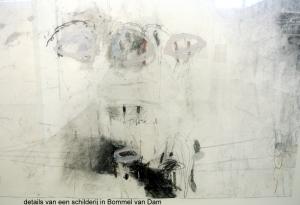 Schilderij bij van Bommel van Dam, gezien door Rita Koolstra